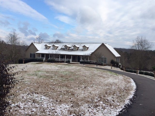 Carmel Retreat Center-Winter